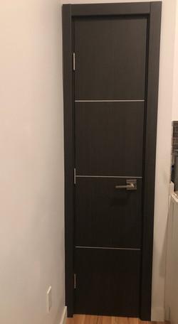 madrid graphite closet door