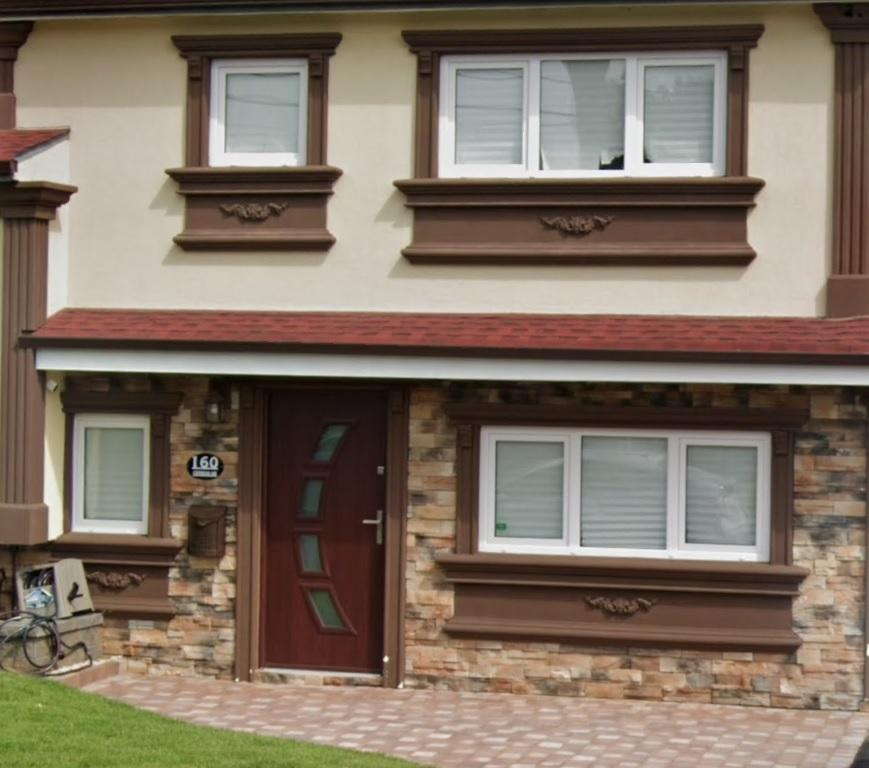 colonia door and windows