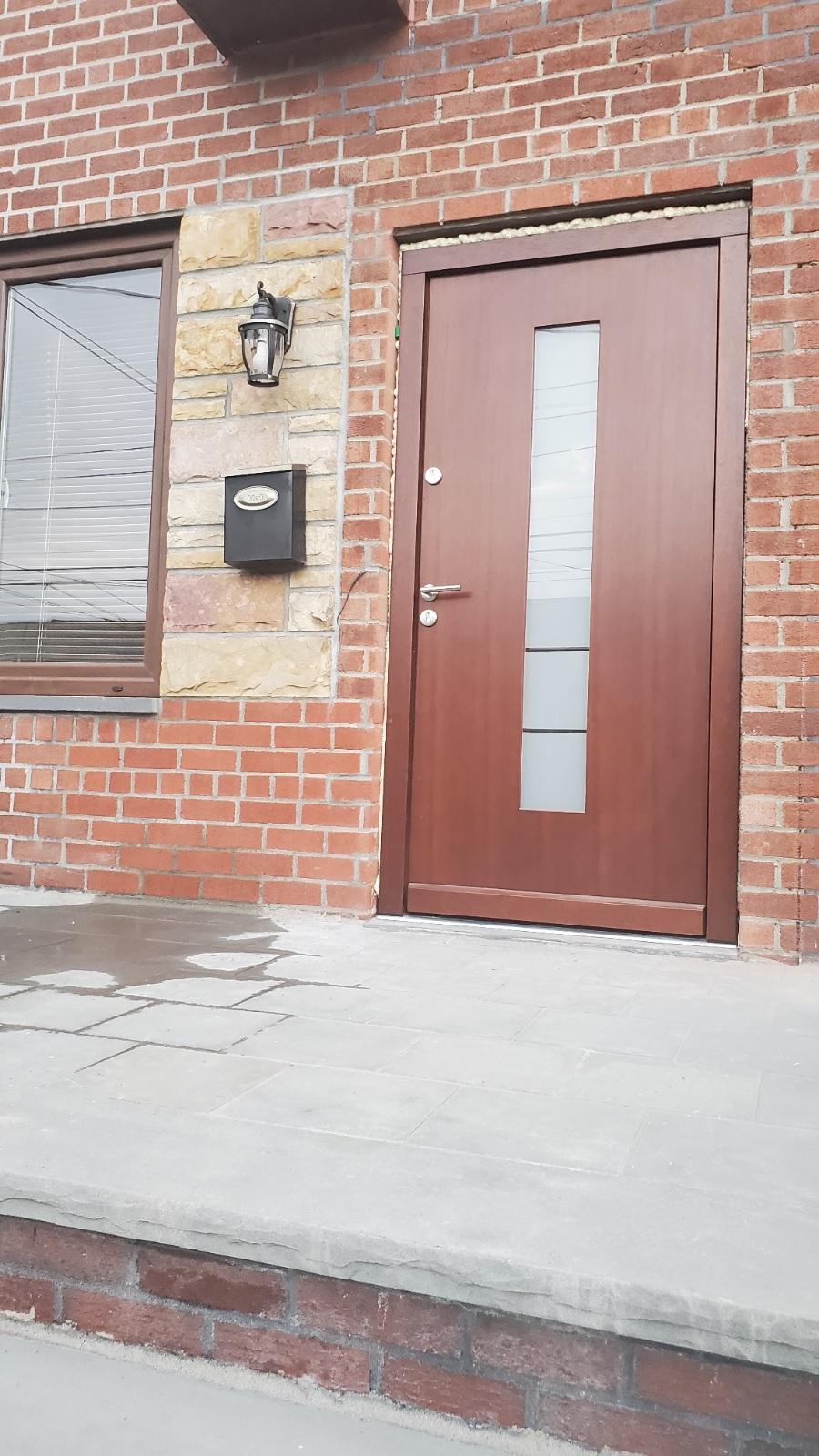 wood door maspeth