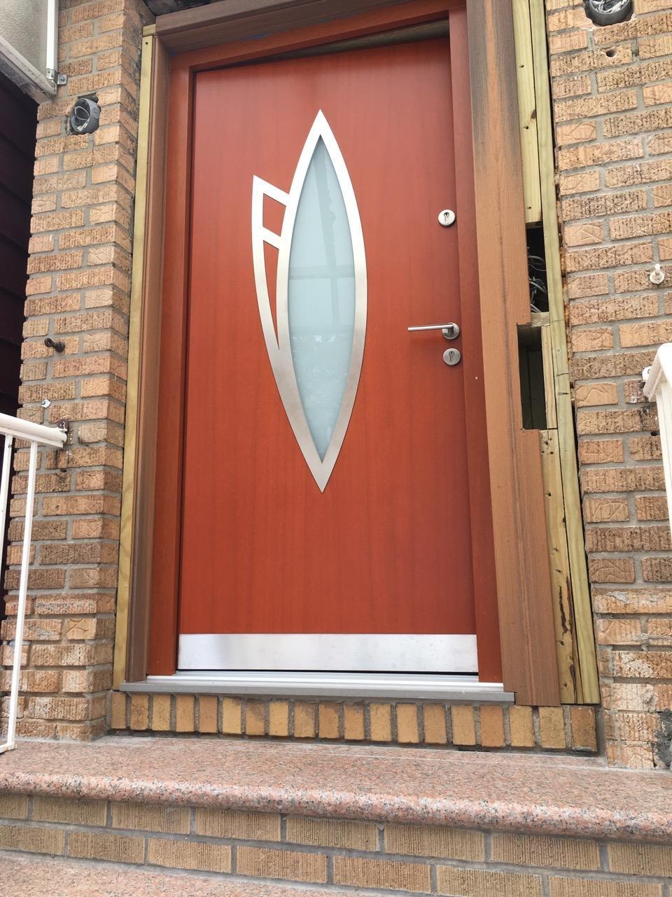 maspeth wood door