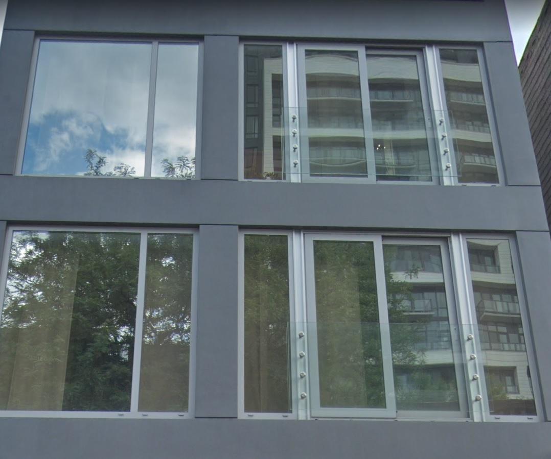 aluminum silver color windows special or