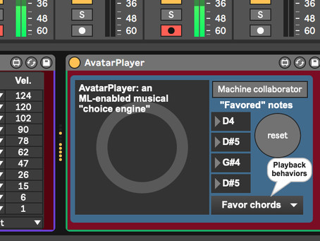 Coming Soon: Avatar Machine Learning Improvisation Assistant Ableton Live Pack