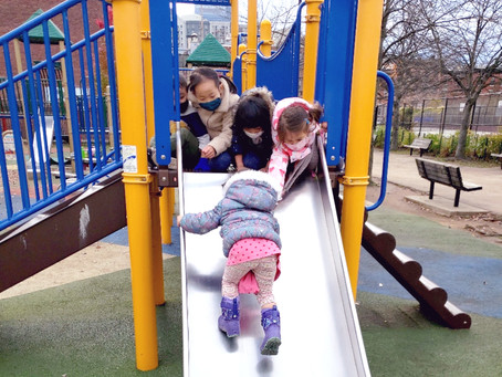 Children Love to Work and Play