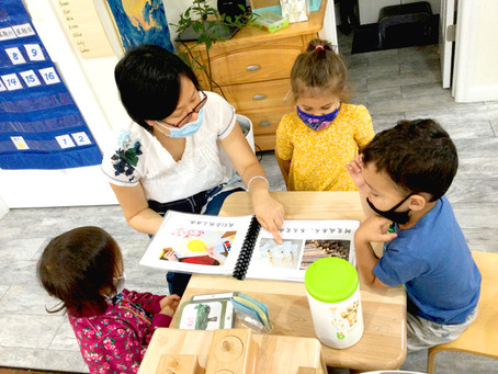 Curious about Montessori?