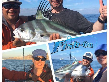 Fun¡, half day fishing trip