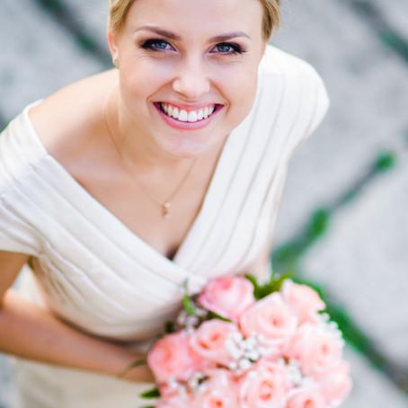 Fogászati kezelések az esküvőd előtt, a legragyogóbb mosolyért