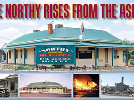 The Northy rises from the Ashes