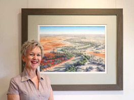 """Easter Art Exhibition – """"a Different Perspective"""""""