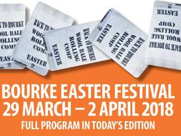 Bourke Easter Festival