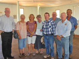 Bourke Shire Council Village & Community tours — Roads and tourism are concerns in the bush