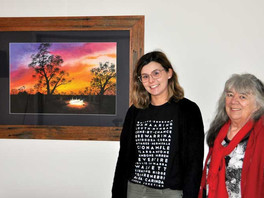 The Outback Archies Exhibition