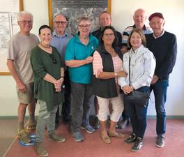 Trip down memory lane for former Bourke teachers