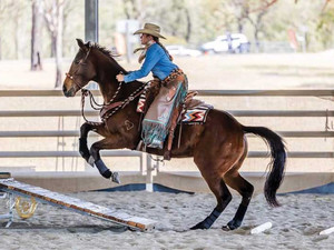 Girl from the sticks wins Race to Ranch