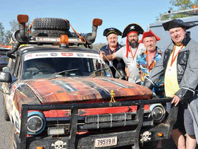 "Variety Bash ""Resurrection Run"" hits Bourke"