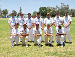 Brewery Shield CrickeT – Bourke fall just short in competitive match against Cobar