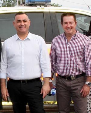New Deputy Premier gets thumbs up