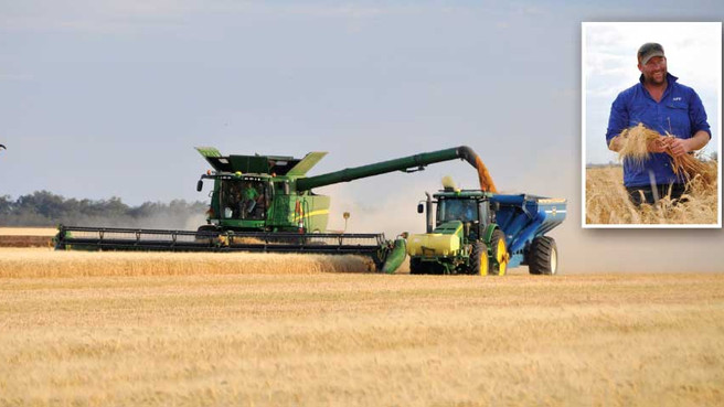 Wheat harvest and cotton crop brings jobs and business to Bourke