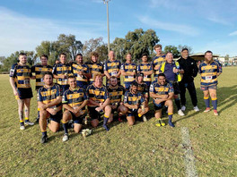 Western Plains Rugby Union — Brumbies take 45-36 win over Camels