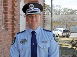 Commander Hurst moves on – and up