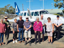 Bourke Scenic Flights Up and Away for 2021