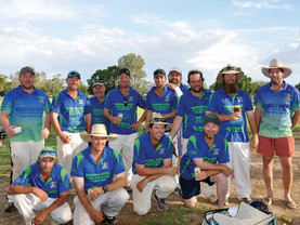Boomerangs beat Fords Bridge in final wicket thriller