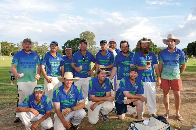 Boomerangs beat Fords Bridge in final wicket thriller