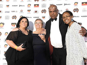 Donna Jeffries wins award for Indigenous excellence