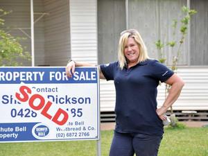 Bourke real estate boom
