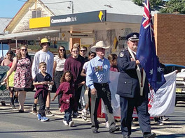 ANZAC ceremonies uphold sacred tradition