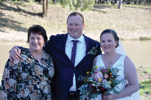 Darling River Wedding