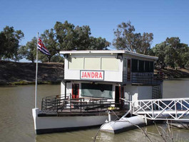 Jandra paddleboat gets a boost