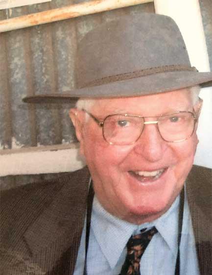 Local racing legend, Bill Ridge, passed away in Dubbo last week. Photo supplied