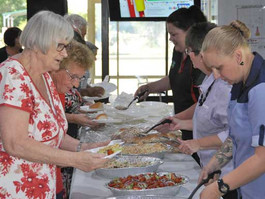 Seniors Lunch at the Bourke Bowling Club 2018