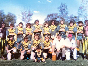 Forty-year celebrationof the Warriors of 1981