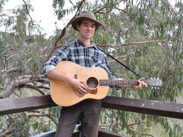 New Poet At Kidman's Camp