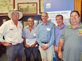 Overdue changes for Darling River operations