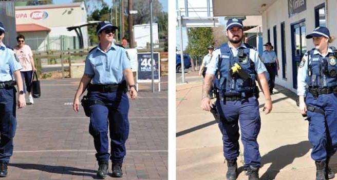 More police patrols to handle juvenile crime
