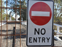 North Bourke Bridge to re-open — GM