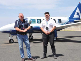 Community urged to support airline in tough times