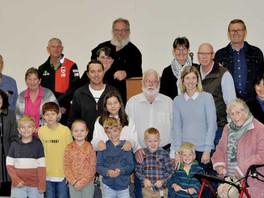 Church communities gather in Bourke