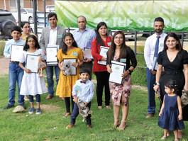Bourke welcomes ten new citizens