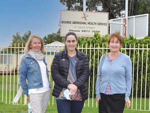 Boosting vaccination in Bourke