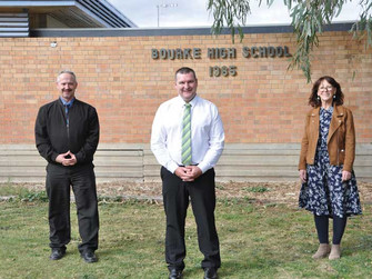 New Principal for Bourke High School