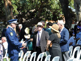 A state farewell for Cobar's lady Mayor