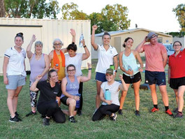 Exercise scientists drive better health in Bourke