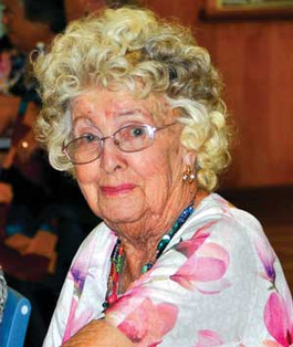 Obituary — Vonnie Honeyman — Goodbye to a kind, loving and elegant lady