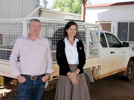 Local Land Services Board meets in Bourke