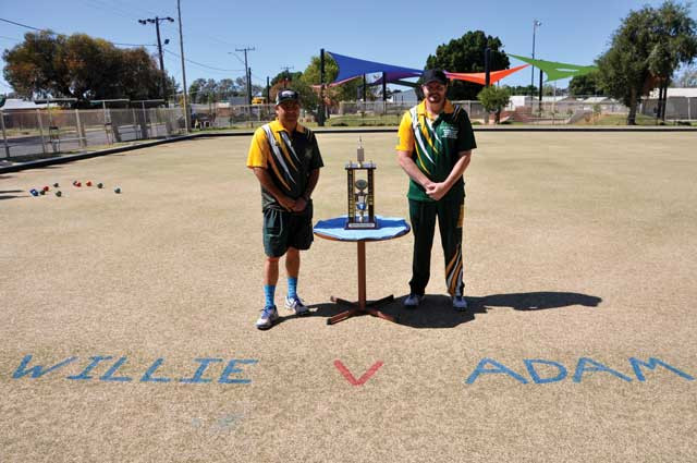 Bourke Bowling Club – Willie Orcher is Bourke's singles champion