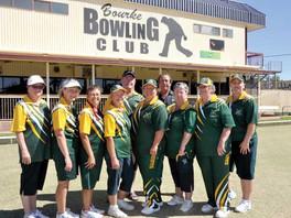 LAWN BOWLS – Big win for Bourke Ladies Pennants team