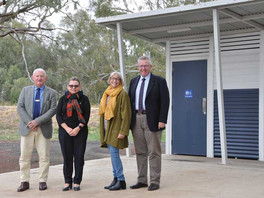 Bourke busy as roads and community projects roll out